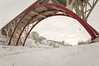 Bridge ... and beyond II (oskaybatur) Tags: ankara 2017 oskaybatur pentaxk3 sigma1770 landscape nature city dikmenvadisi türkiye turkey turkei pentaxart justpentax winter january snowy ricoh dikmenvadisi3etap