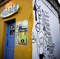 Cafe Babalu, Reykjavik (Chris.Webster!) Tags: nordic visitor cafe babalu iceland reykjavík 2016 canon 6d