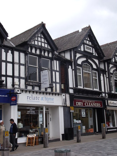 107 Witton Street, Northwich - Relate Charity Shop