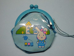 1982 Funny Bunny - Fancy World - Coin Purse (My Sweet 80s) Tags: funnybunny 1982 madeintaiwan fancyworldcreationsinc fancyworld portamonete coinpurse purse cartoleriavintage anni80 80s 80sstationery vintagestationery coniglietto rabbit happysammy bunny coniglio taiwan wallet portafogli portafoglio wallets borsellino portaspiccioli