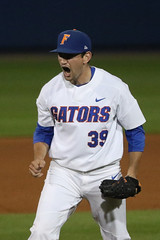 Frank Rubio with the Save (dbadair) Tags: sec acc baseball ncaa 2017 gators canes 7d2 7dm2 college world series winners first national title omaha