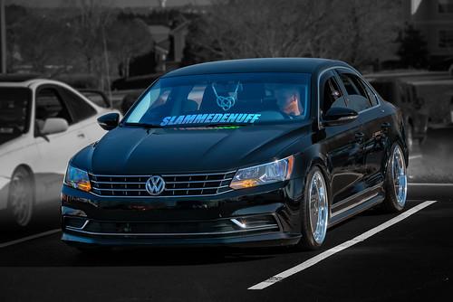 Volkswagen Passat (Cars & Coffee of the Upstate)