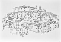 2017-03-15 93 (Alain Bégou Images) Tags: dessin peinture paint painting alainbegou abstrait abstrack encre acrylique acryl