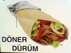 Doner Drm (mrcpugmire) Tags: trash neon fastfood oily dner fried kebab greasy unhealthy