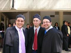 graduándose
