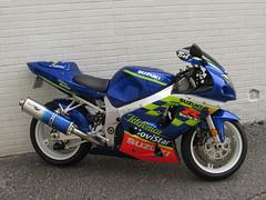Suzuki GSX-R Motorcycle (iirraa) Tags: new city newjersey nj atlantic atlanticcity jersey motorcycle suzuki gsxr
