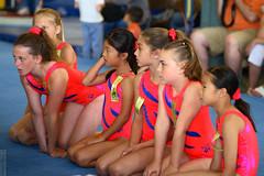 waiting (wmliu) Tags: usa girl newjersey iso400 nj 85mm aberdeen gymnastics monmouth wait f18 rebound canonef85mmf18usm wmliu