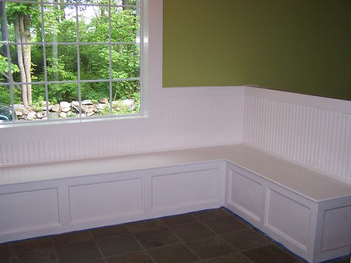 Under Window Storage Bench Plans