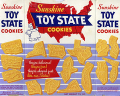 Sunshine Toy State Cookies box