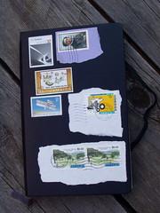 My Moleskine journal