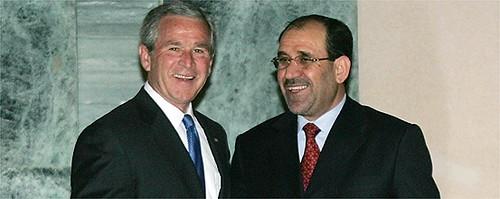Biden irak narmar sig regering