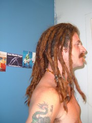 viking dreads.2 (danielle_blue) Tags: dreadlocks locks dreads natty dreadhead