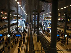Lehrter Bahnhof (NearTheSky) Tags: berlin bahnhof hauptbahnhof lehrter