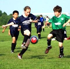 CK! (javanutmom) Tags: sports ball football team kick soccer kiss2 cherilyn kiss3 jnmphoto kiss1 kiss4 travelteam kiss5