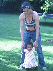 with mom (gbrainard) Tags: amy zz