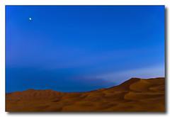 DSC_7836_Merzouga (olopez) Tags: africa travel orange moon landscape geotagged sand nikon desert d70 dune morocco maroc marruecos merzouga nikonstunninggallery olopez oscarlpez