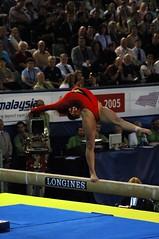 Catalina Ponor ROM (ShotsbyGun.com) Tags: november sports women d70 action gymnastic 70300mmg worldchampionship2005