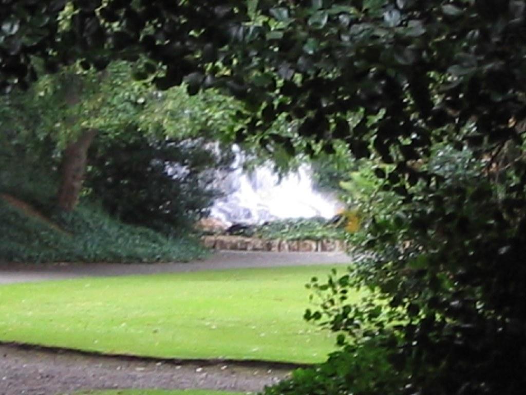 Iveagh Gardens Dublin (Ireland)