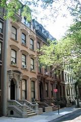 Brooklyn - Brooklyn Heights: 218 and 220 Columbia Heights