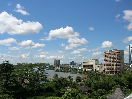 Kuching View