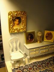 Doll house dining room (Anna Amnell) Tags: miniatures m miniatura dollhouse dollshouse munecas puppenhaus nukkekoti