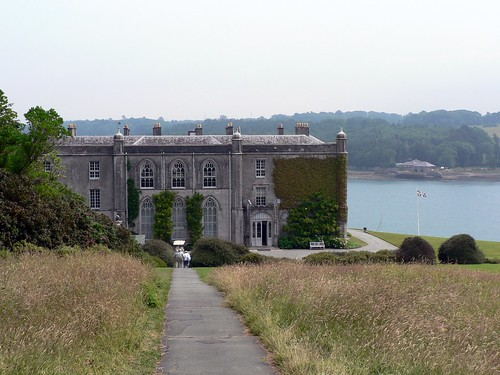 The House At Plas Newydd - flckr - lostajy