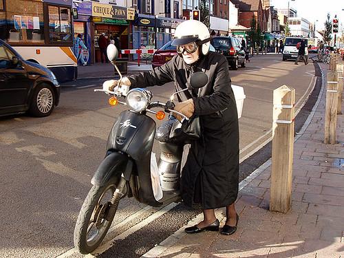 Biker by kamshots, on Flickr