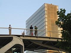 passerelle3 (thbz) Tags: bridge paris bercy passerelle beauvoir 75013 passerellesimonedebeauvoir