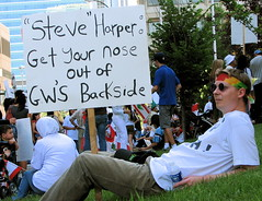 Steve Harper: Get your nose out of GW's backside