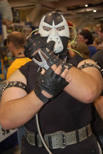 Comic Con 2006: Bane