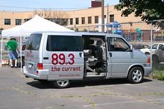 Current van (Mulad) Tags: volkswagen minneapolis digitalrebelxt transporter eurovan 893thecurrent kcmp mpr aquatennial minnesotapublicradio lynlakeartcarparade