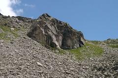 Gerll (bookhouse boy) Tags: mountain mountains 2006 glacier scree zillertal hintertux tuxertal gerll friesenbergscharte friesenbergsee