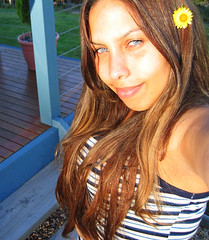 Pretty on the Inside (raphie) Tags: woman sunlight selfportrait me face myself interestingness interesting eyes moi explore nomakeup raphaela raphie explored i500 magicinlife abigfave