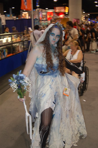 Comic Con 2006: Corpse Bride