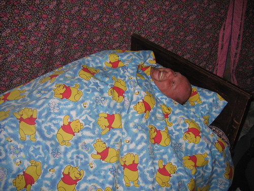Me and My Pooh Blankey (by rycordell)