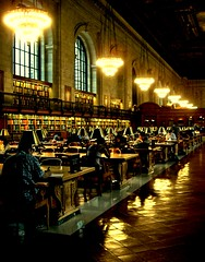 Library of Hogwarts