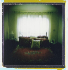 (r.yen) Tags: polaroid holga bedroom room curtain dream holgaroid polga type89
