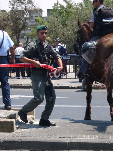 east jerusalem security