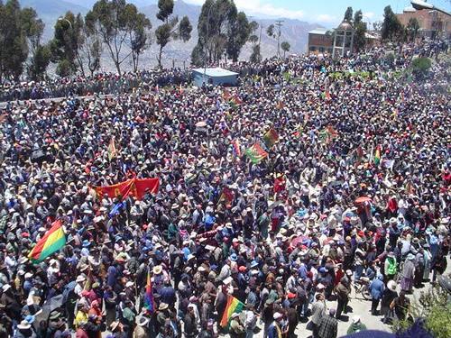 A Guerra pela Água na Bolívia