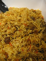 Chicken Biryani - DELICIOUS!!!