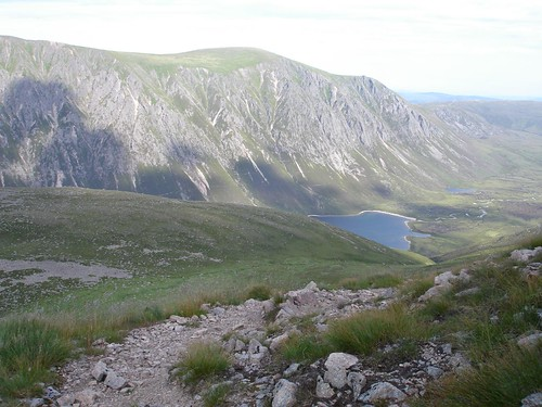Top of Coire Dhondail