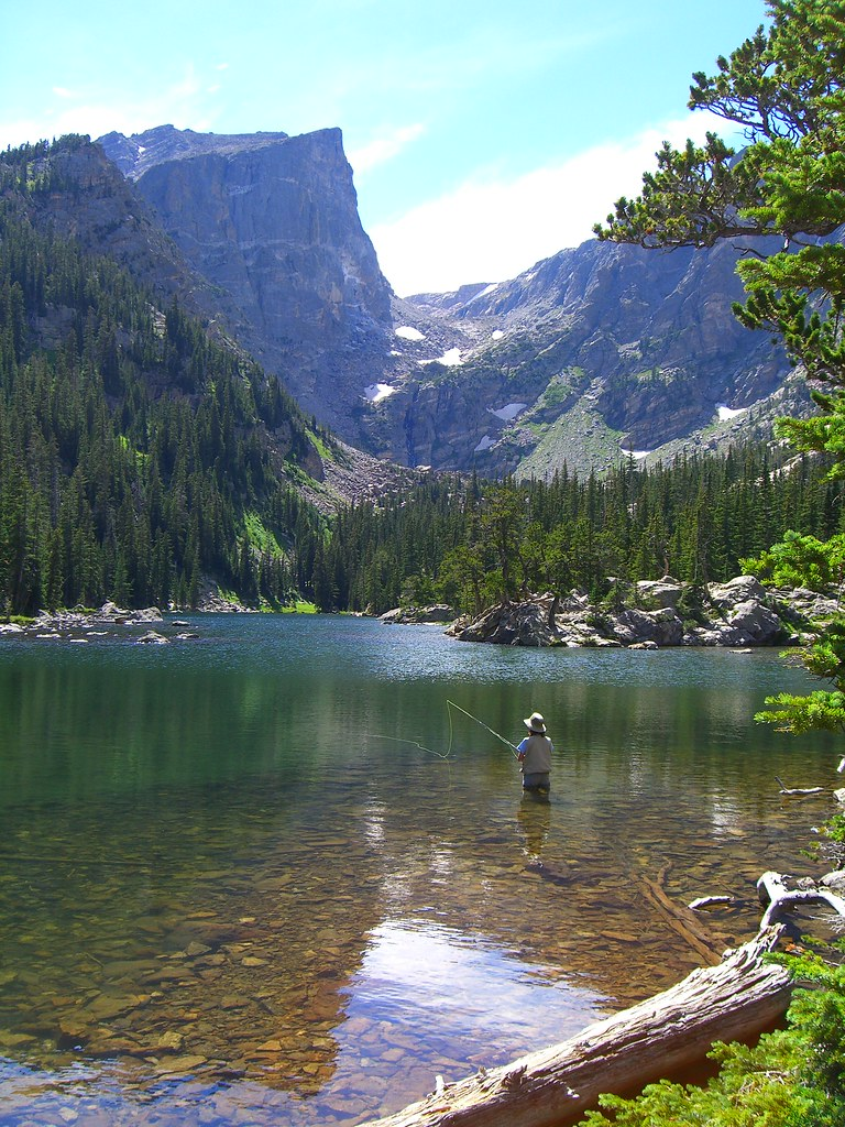 The world 39 s best photos by brittacopt flickr hive mind for Best trout fishing in colorado