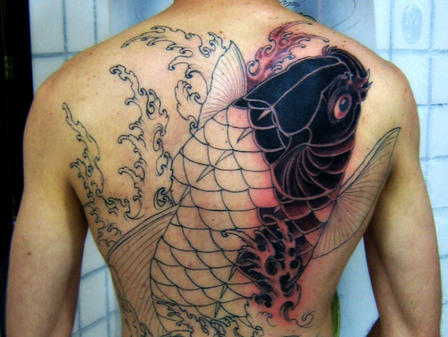 japanese tattoo,japanese koi tattoo,tattoo,tattoos