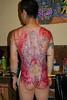 Horimana Piece Before Outline (Needles and Sins (formerly Needled)) Tags: art japan tattoo tattoos bodyart skinart irezumi needled tattoosummit