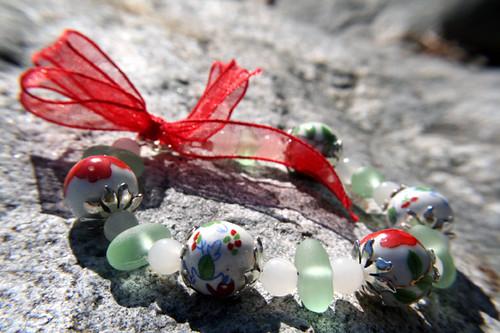 Kiinalainen kissa (Chinese cat) bracelet