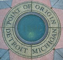 The Heart of Detroit (Maia C) Tags: twilight nikon michigan detroit lookdown lookingdown comment detroitmichigan maiac