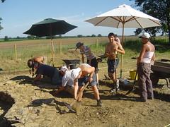 DSC03727 (wickenpedia) Tags: archaeology sarah jen jo pete wicken wwwwickenarchaeologyorguk