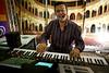 065D16127 (Paulgi) Tags: musician music man portugal book keyboard europe top20portrait live sing 24mm outtake viana pilgrims romeiros paulgi romeirosouttakes