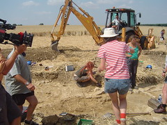 DSC04022 (wickenpedia) Tags: archaeology timeteam wicken wwwwickenarchaeologyorguk