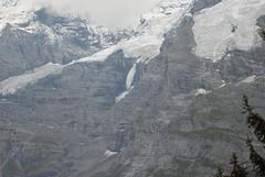 Eissturz beim Eiger (1) (t) Tags: brienz ausflug eiger meier wanderung lawine eissturz